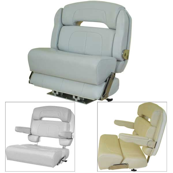 TACO 25 Helm Seat No Slide, White Sale $1979.99 SKU: 14009096 ID# HA125WHA7000000 UPC# 630838082352 :