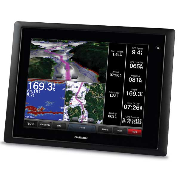 Garmin GPSMAP 8212 Glass Helm Multi-Function Display, US Coastal Charts Sale $4999.99 SKU: 14014252 ID# 010-01017-01 UPC# 753759994952 :