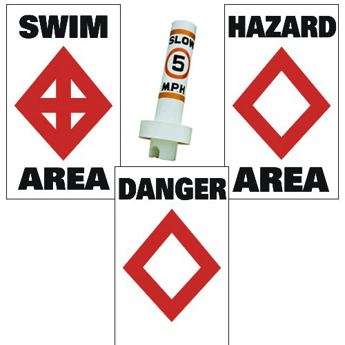 Sur-Mark Buoy Labels