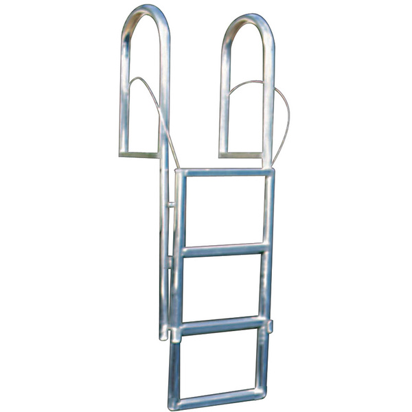 International Dock 4-Rung Lift Up Dock Ladder Sale $244.99 SKU: 14046023 ID# L-4 UPC# 894406000562 :