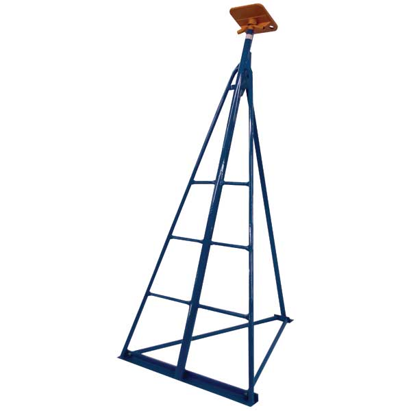 Brownell Sail Boat Stand - Flat Top 67 Min. Height - 85 Max, Height