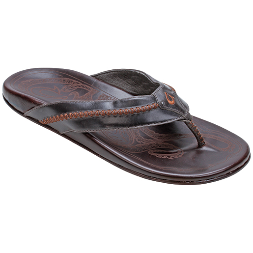 Olukai Men's Mea Ola Sandals Gray Sale $120.00 SKU: 14074850 ID# 10138-2648-32 UPC# 883956078794 :