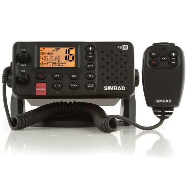 Simrad RS12 Fixed VHF Radio