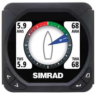 Simrad IS40 Color Network Repeater