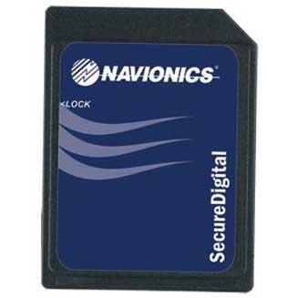 Navionics Gold & HM Premium Universal Update Card, (US & Canada), microSD/MSD