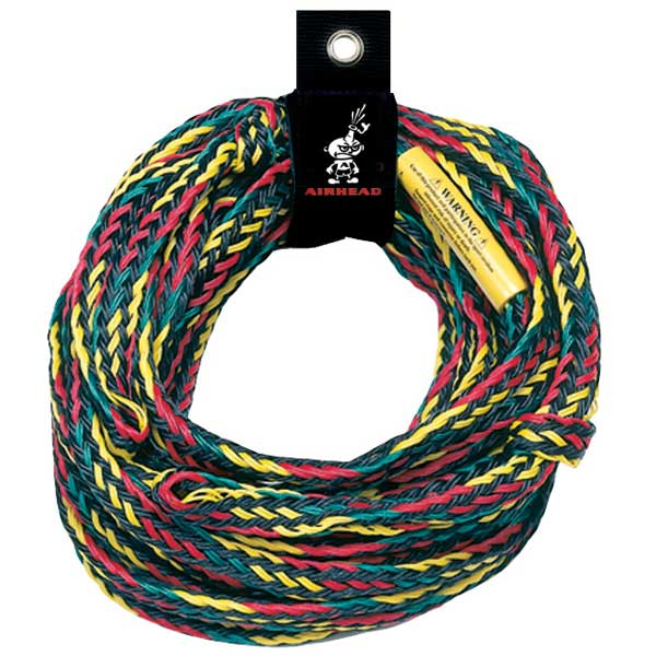 Airhead Tube Tow Rope, 4 Rider, 4,150 lb.