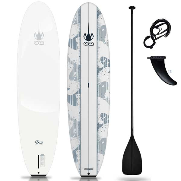 11' Orca Soft Stand-Up Paddleboard