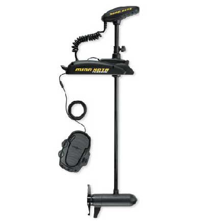 Terrova 80/US2 Freshwater Bow-Mount Trolling Motor with i-Pilot, 80 lb.Thrust, 60