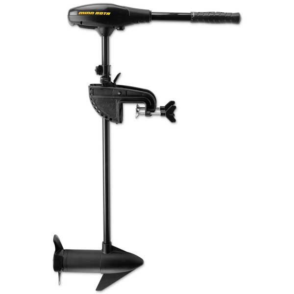 Minn Kota Endura Max Freshwater Transom-Mount Trolling Motor, 45 Thrust Level, 36 Shaft Length