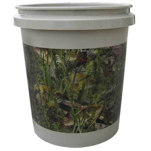 Encore Paint Fishouflage 5-Gallon Bucket