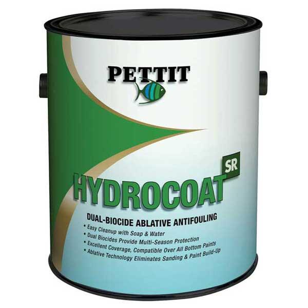 Pettit Paints Hydrocoat SR Dual-Biocide Ablative Antifouling Paint, Gallon, Black Sale $229.99 SKU: 14129308 ID# 1184706 UPC# 725469026476 :