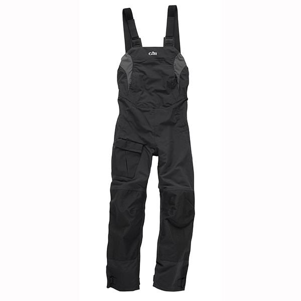 Women's OS2 Offshore/Coastal Bibs, Graphite, 6