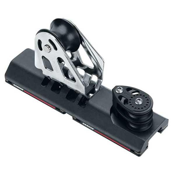Harken CB Adjustable Genoa Lead Car, HL Midrange/2 Sheave Sale $777.96 SKU: 14136899 ID# G2747B.HL UPC# 97653248323 :