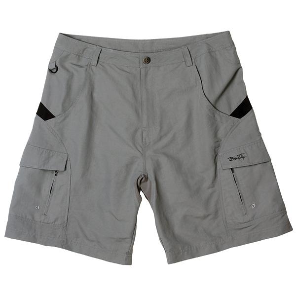 Blacktip Men's Grand Slam Shorts Gray Sale $49.99 SKU: 14140644 ID# BTA16-2372-32 UPC# 25282149438 :