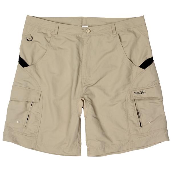 Blacktip Men's Grand Slam Shorts Khaki Sale $49.99 SKU: 14140628 ID# BTA16-2876-XL UPC# 25282149414 :