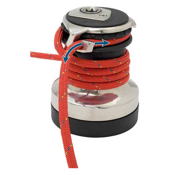 Selden #52 Two-Speed Reversible Winch