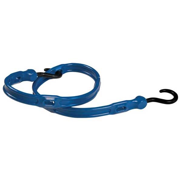 Just Ducky Products Slot-Strap Bungee, 36, Blue