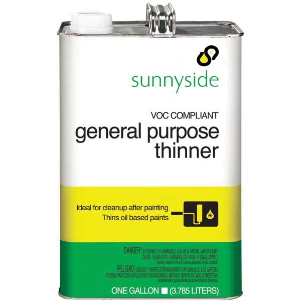 Sunnyside Corp. Paint Thinner Ga.