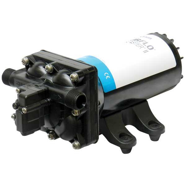 Shurflo Pro Blaster Washdown Pump, 5gpm, Draw 8A@24V DC