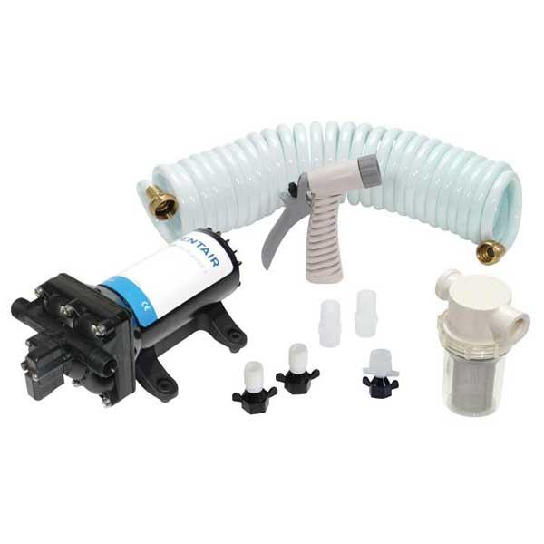 Shurflo ProBlaster II 4.0 Washdown Kit Sale $244.99 SKU: 14153209 ID# 4348-153-E09 UPC# 752324011995 :