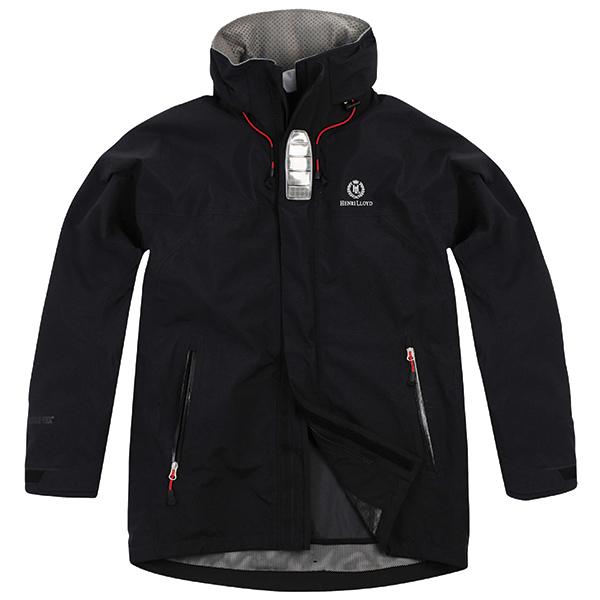 Henri Lloyd Men's Prism Jacket, Black, L