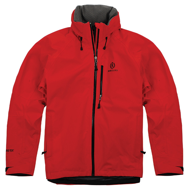 Men's Falcon Jacket, Red, S