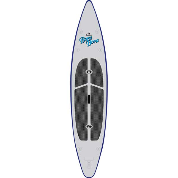 Solstice 12'6 BoraBora Performance Inflatable Stand-Up Paddleboard