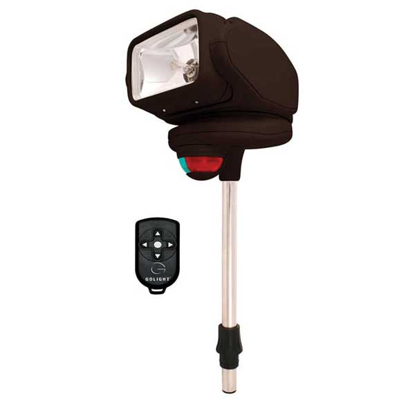 Golight GoBee Remote Controlled Bow-Mount Search/Navigation Light Sale $189.99 SKU: 14157804 ID# 2151 UPC# 793523021514 :