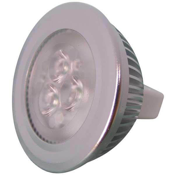Dr. Led MR16 LED Bulb, 12/24V, 1W, Warm