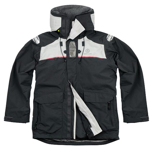 Henri Lloyd Men's Ultimate Cruiser Jacket Gray