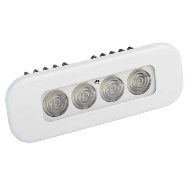 Aqualuma Spreader Light 4, Flushmount, White