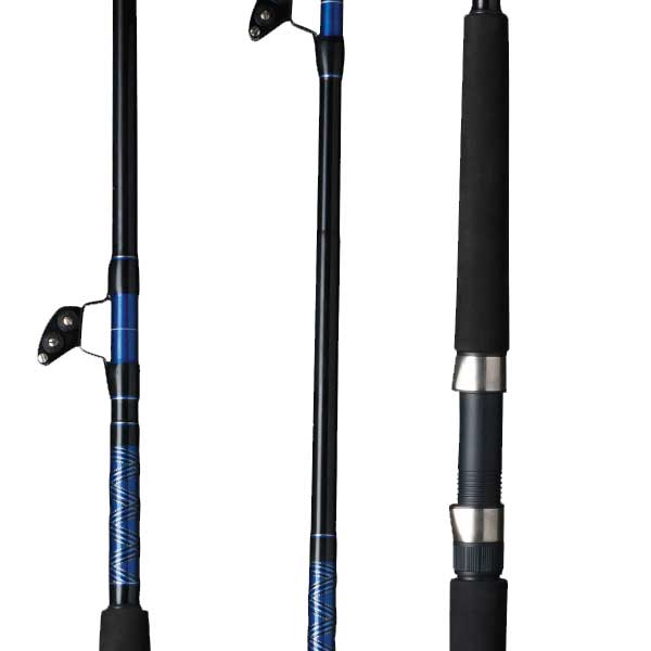 Tidewater Bigwater Stand-Up Casting Rod, 50-130lb. Line Class, 5'6