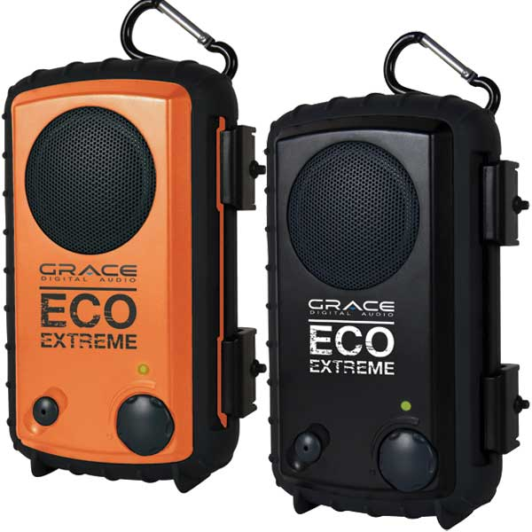 Eco Extreme All Terrain Waterproof Speaker Cases