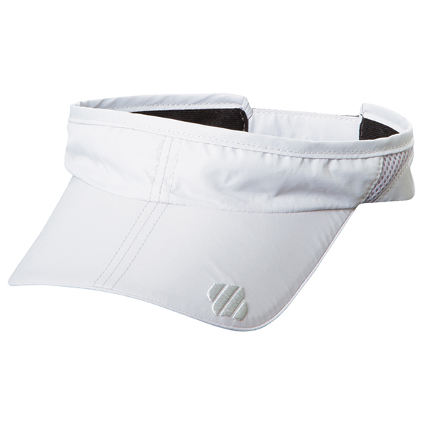 Tech Visor, White