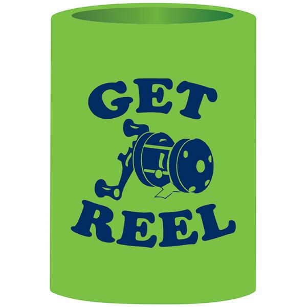 Boatmates Get Reel Can Koozie Sale $1.88 SKU: 14220107 ID# 22113 UPC# 79035221131 :