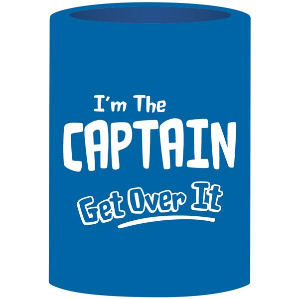 Boatmates I'm The Captain Koozie