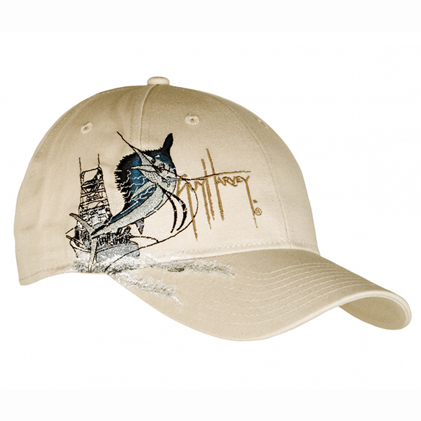 Sailfish Boat Hat, Natural