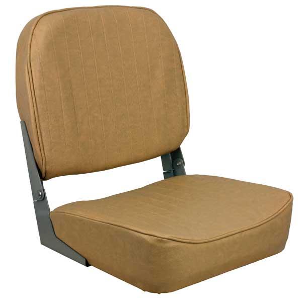 Springfield Low Back Folding Coach Seat, Tan Sale $49.99 SKU: 14232755 ID# 1040628 UPC# 38132945616 :