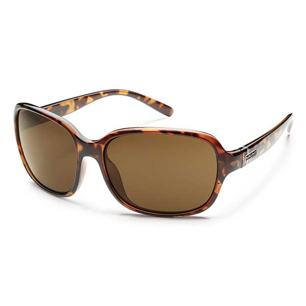 Suncloud Women's Sequin Polarized Sunglasses, Tortoise Brown Frames with Brown Lenses Sale $49.99 SKU: 14239438 ID# S-SQPPBRTT UPC# 715757399887 :