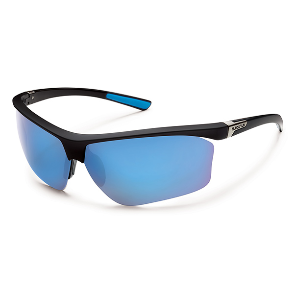 Suncloud Roadmap Polarized Sunglasses, Matte Black Frames with Black_blue Mirrored Lenses Sale $49.99 SKU: 14239545 ID# S-RMPPUMBK UPC# 715757423131 :
