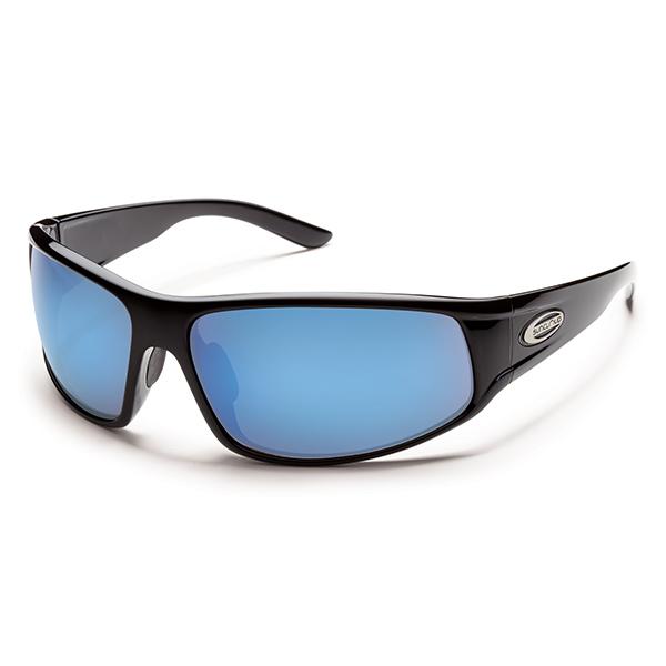 Suncloud Warrant Polarized Sunglasses, Black Frames with Black/blue Mirrored Lenses Sale $49.99 SKU: 14239529 ID# S-WAPPUMBK UPC# 715757423056 :