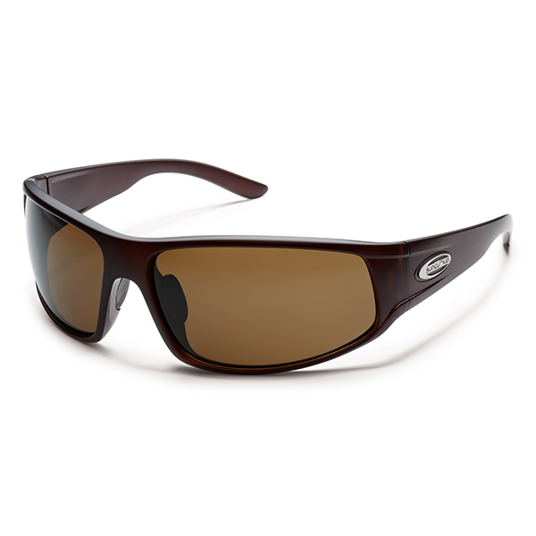 Suncloud Warrant Polarized Sunglasses, Matte Brown Frames with Brown Lenses Sale $49.99 SKU: 14239511 ID# S-WAPPBRMBR UPC# 715757423070 :