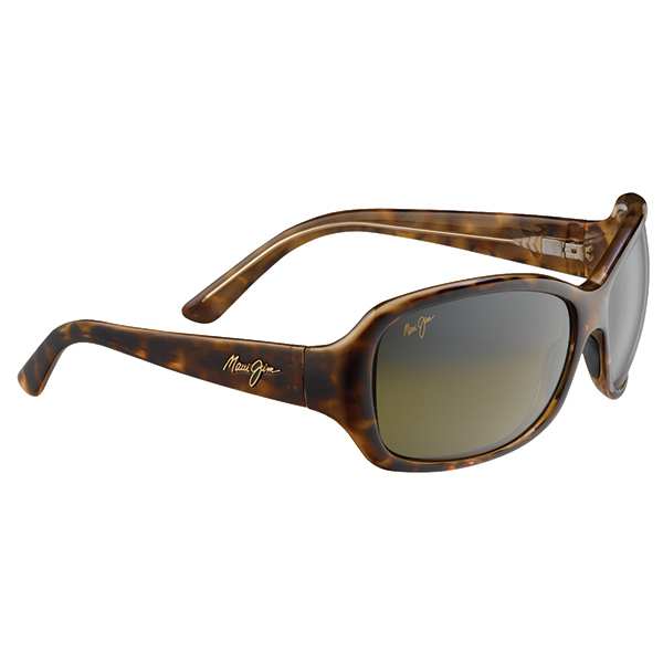 Maui Jim Pearl City Sunglasses, Tortoise Brown Sale $229.00 SKU: 14239859 ID# HS214-10 UPC# 603429024840 :