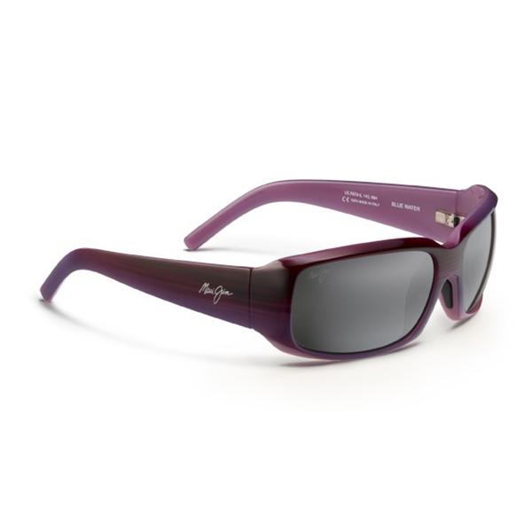 Maui Jim Blue Water Sunglasses, Purple Purple/gray