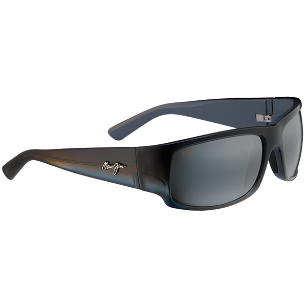 Maui Jim World Cup Sunglasses, Marlin Frames with Neutral Gray lenses Gray Sale $229.00 SKU: 14239925 ID# 266-03F UPC# 603429025533 :
