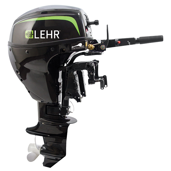 LEHR 9.9hp Propane Powered Outboard Engine, Short Shaft, Electric Start, Remote Steering Sale $2769.00 SKU: 14244131 ID# LP9.9ERS UPC# 812524010409 :
