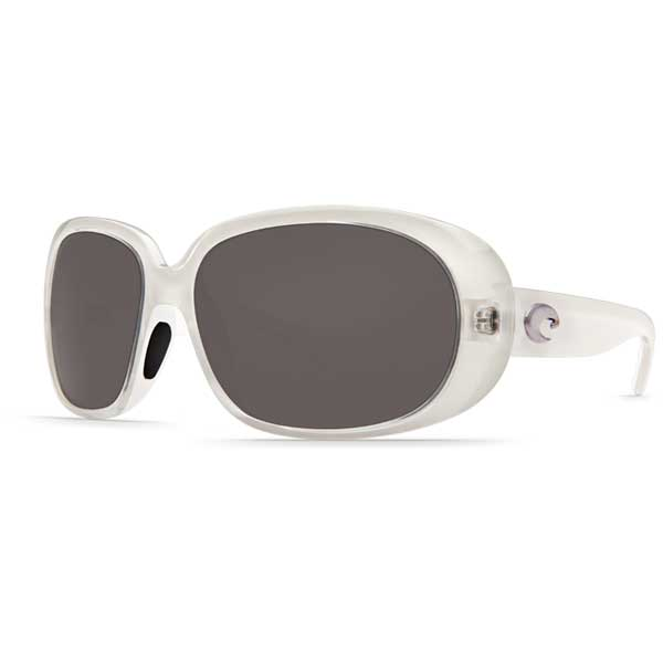 Costa Hammock Sunglasses, Tan Frames with 580 Grey Lenses