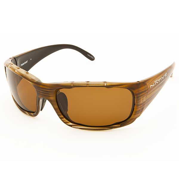 Native Eyewear Bomber Sunglasses, Wood Frames with Brown Polarized Lenses Sale $99.00 SKU: 14255442 ID# 134 361 515 UPC# 764824006180 :