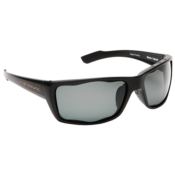 Wazee Sunglasses, Iron Frames with Copper Polarized Lenses