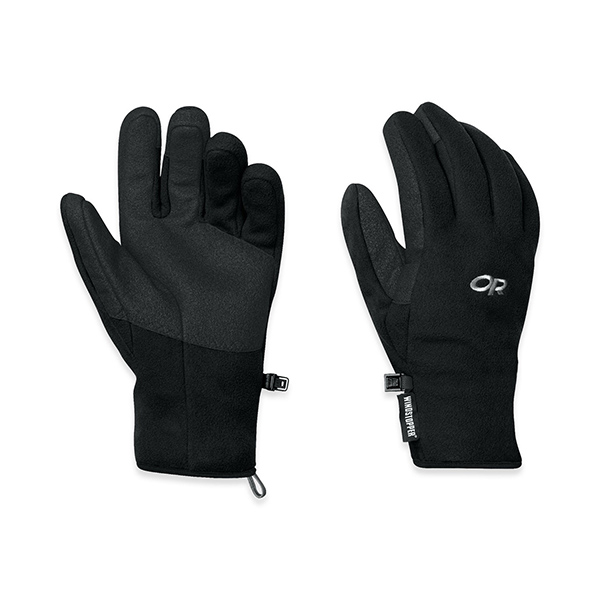Outdoor Research Women's Gripper Gloves, Black, M Sale $50.00 SKU: 14256028 ID# 70217001M UPC# 727602137773 :